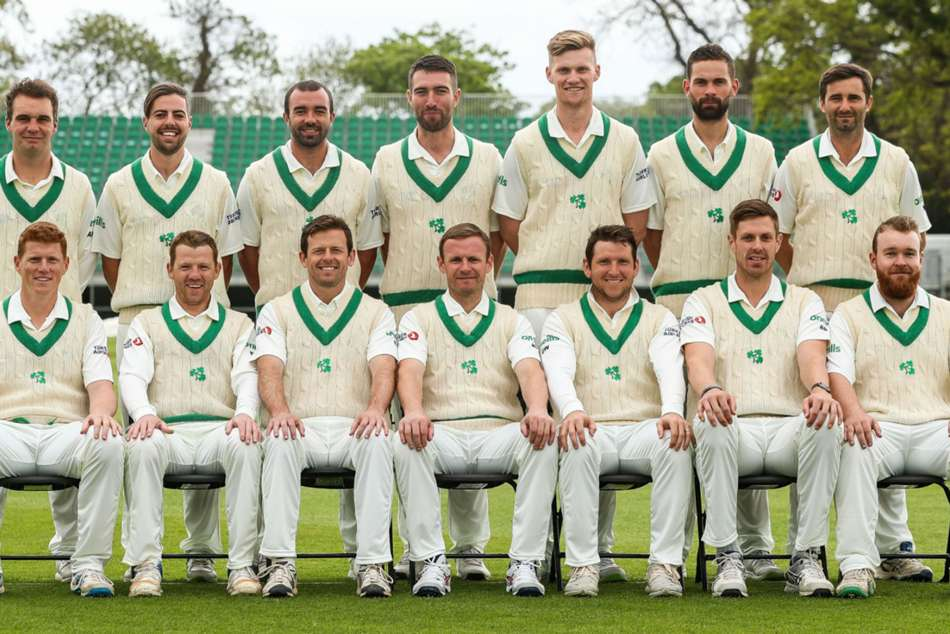 Irish hopes intact as bad weather derails Test debut