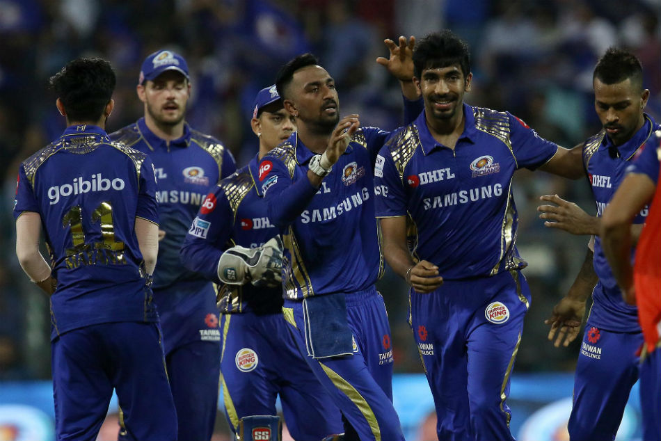 IPL 2018: MI Vs KXIP, Highlights: Bumrah guides MI to sensational 3-run; Rahuls 94 goes in vain