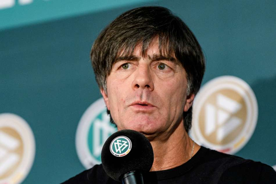 German national coach springs surprise ahead of World Cup