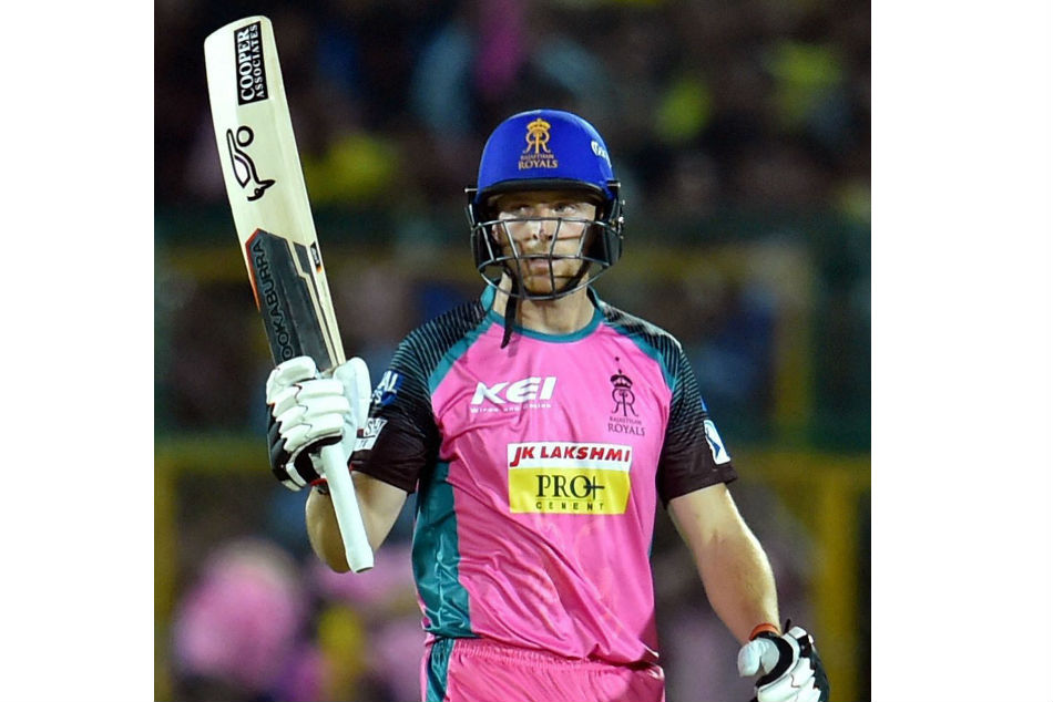 Jos Buttler leads RR to a sensational win