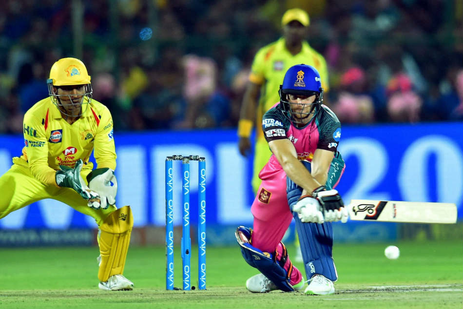 CSK beat SRH by 8 wickets in IPL match