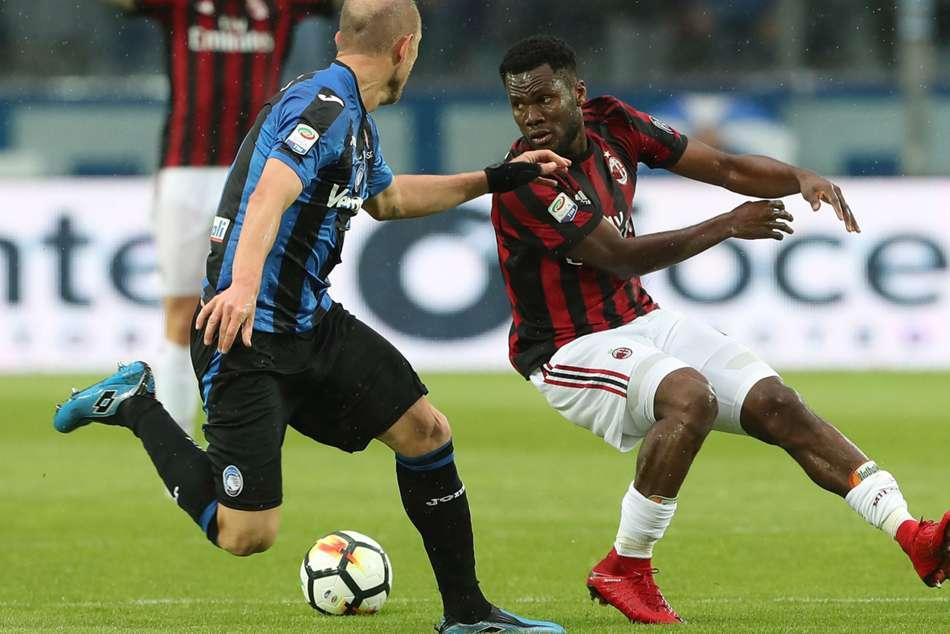 Atalanta Ac Milan Gianluigi Donnarumma Europa League Spots