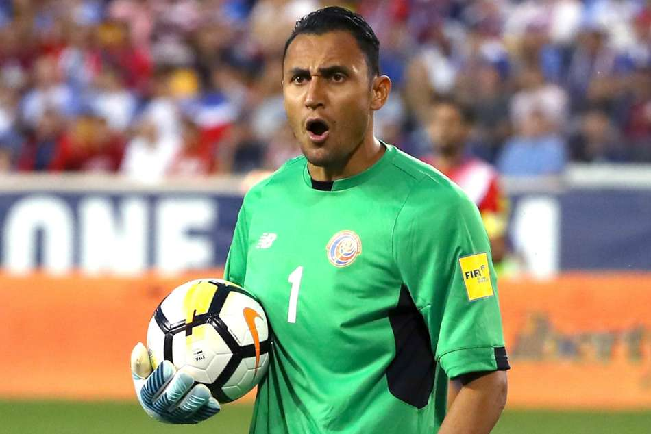 Real Madrids Keylor Navas to lead Costa Rica in Russia