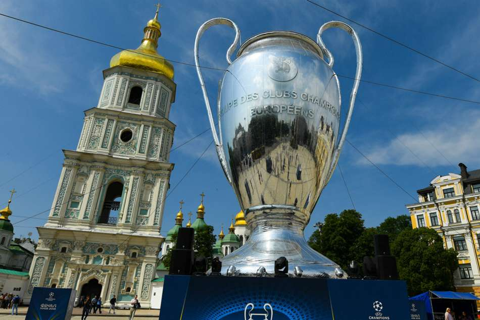 Kiev hotel prices soar ahead of Champions League final