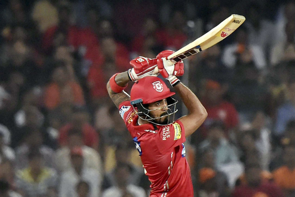 Rahul slams sixth fifty KXIP going well
