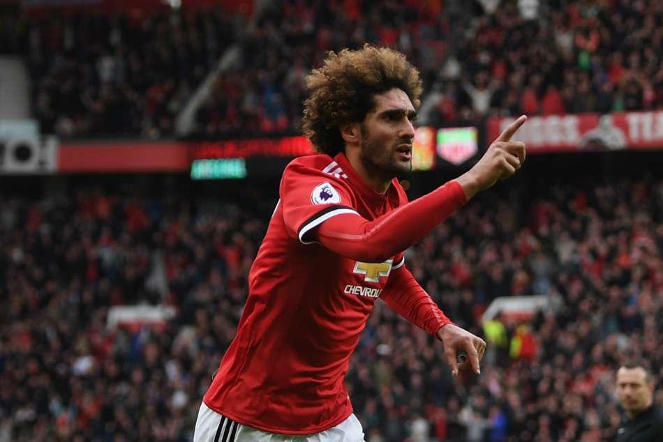 Marouane Fellaini Contract Midfielder Accuses Manchester United Big Mistake