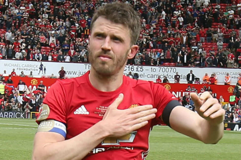 Michael Carrick Will Join Manchester United S Coaching Staff Fa Cup Final