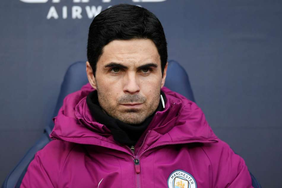 Mikel Arteta, former Arsenal midfielder and current Manchester City assistant coach