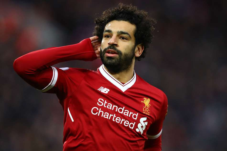 Liverpool's Mohamed Salah Wins FWA Footballer of the Year Award