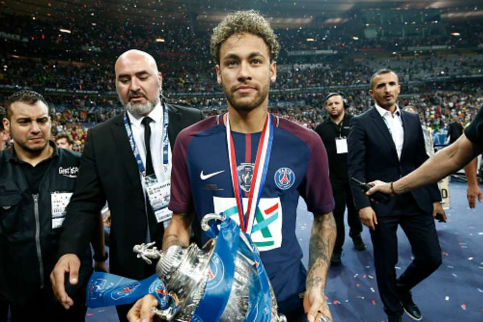 Paris Saint-Germain star Neymar drops huge hint over Real Madrid transfer
