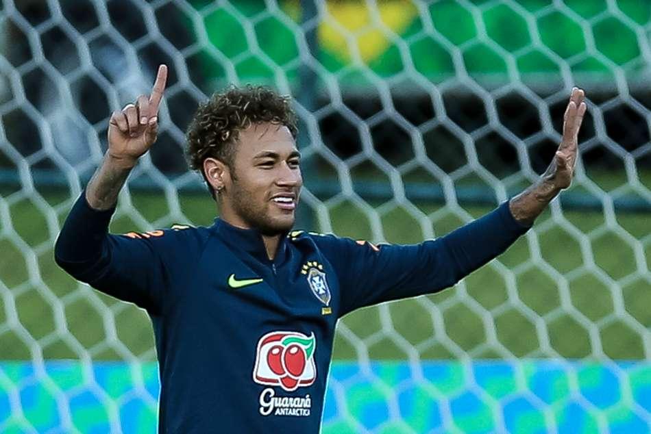 Neymar World Cup Brazil Fitness Update