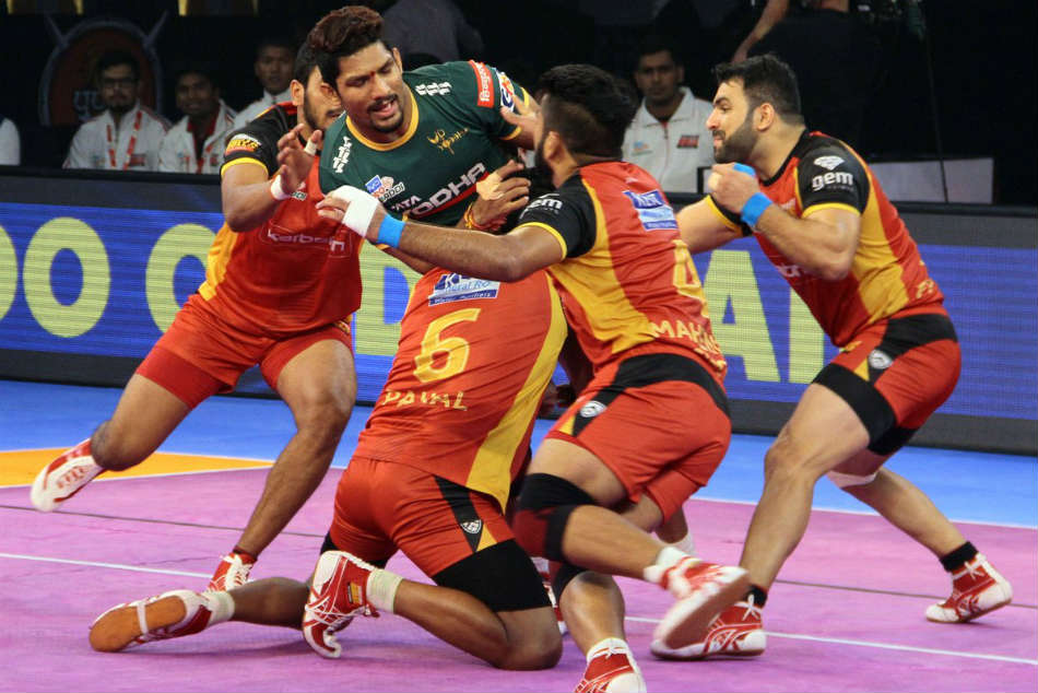 Pro Kabaddi League 2018 Costliest Buys From Players Auction