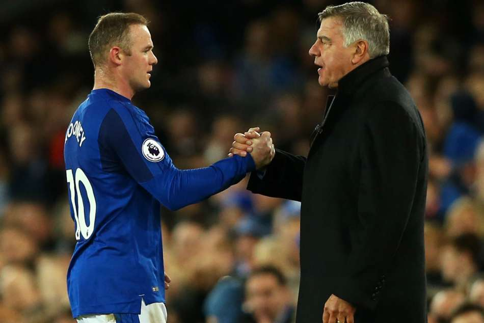 Wayne Rooney's future out of my hands, Sam Allardyce says