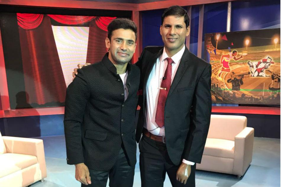 Wrestler Sangram Singh Set Host New Tv Show On Country S Top Athletes
