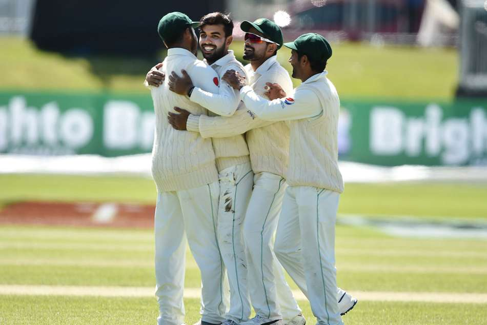 Faheem, Shadab revive Pakistan after Irish show