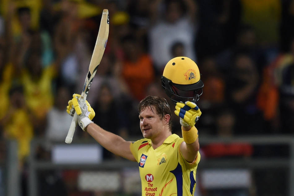 Ipl 2018 Special To Contribute In A Big Game Shane Watson