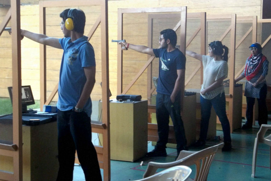 Shooting Indian Shooters Set Compete Issf World Cup Munich