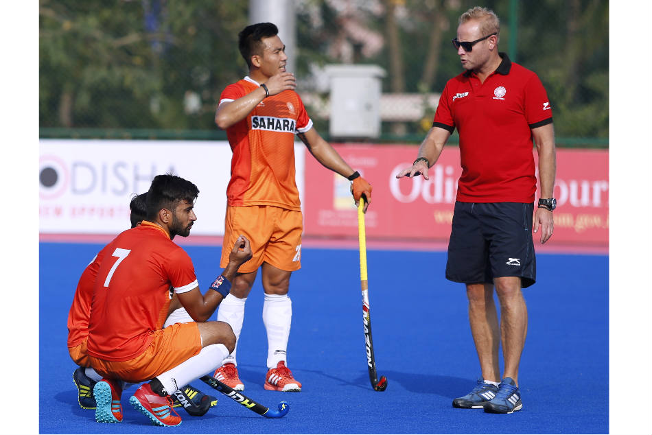 Hockey: Sjoerd Marijne accepts new role, but says was confident of winning Asiad, WC