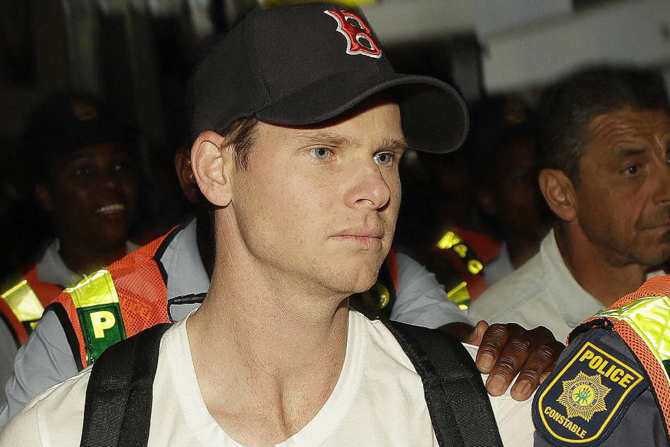 Have to do a lot to earn back trust: Steve Smith