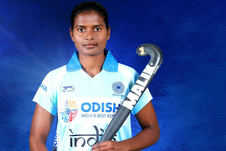 Sunita Lakra was handed the captaincy of the Indian womens hockey team after regular skipper Rani Rampal was rested for the tournament. Credit: Twitter