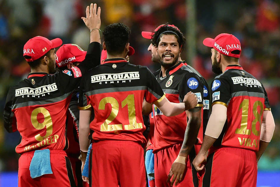 Umesh Yadav of Royal Challengers Bangalore (RCB) took 3/23 against KXIP