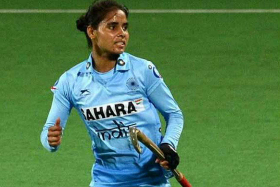 Vandana Katariya scored a double to guide India to their second consecutive victory in the pool stage of the Asian Champions Trophy on Wednesday