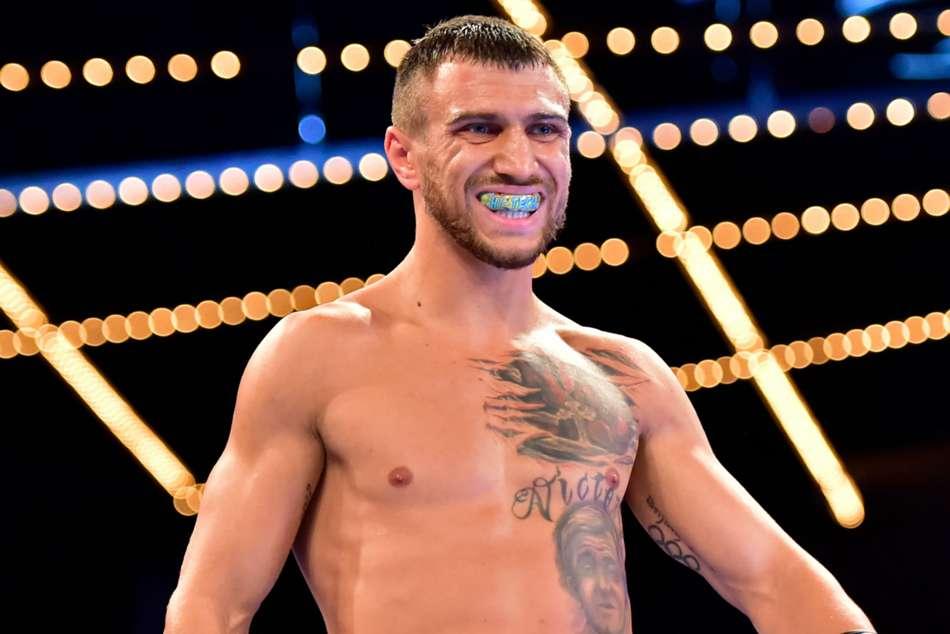 Vasyl Lomachenko Mikey Garcia Bob Arum Top Rank Lightweight Unification