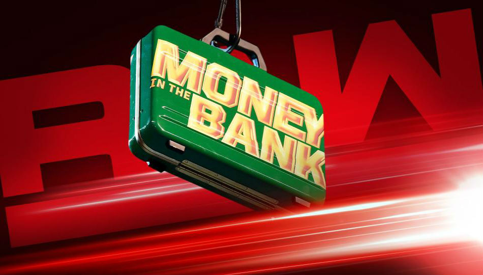 Updated Card For WWE Money in the Bank