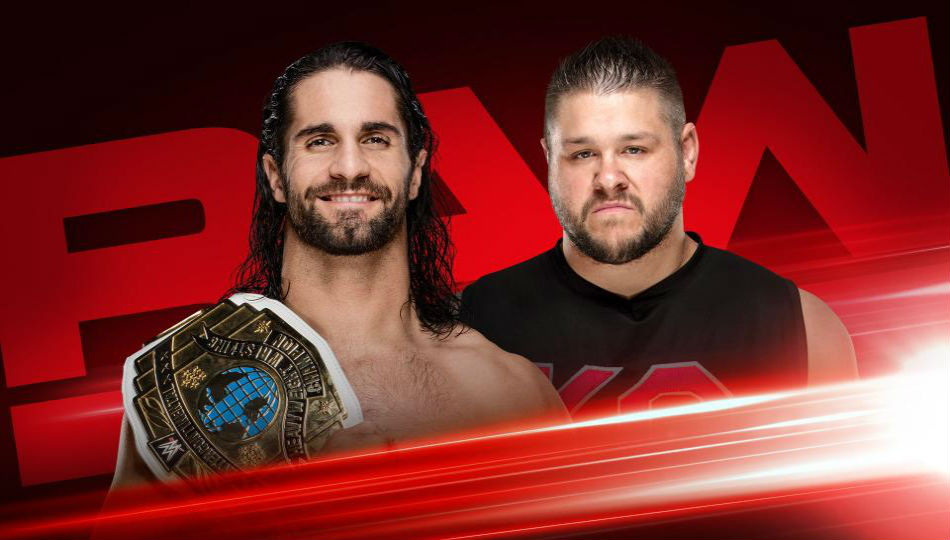 Title Match Confirmed For WWE Raw This Week
