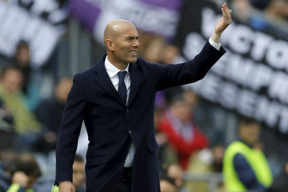 Zinedine Zidane Quits As Real Madrid Coach Breaking