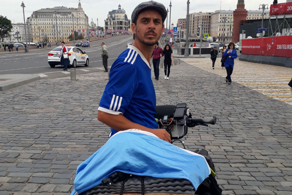 Russia Tour Diary 4000km 12 Countries The Bicycle Trip An