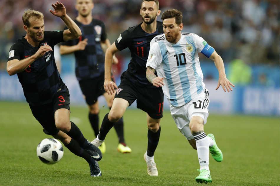 Fifa Wc 2018 Five Reasons Why Argentina Failed Against Croatia