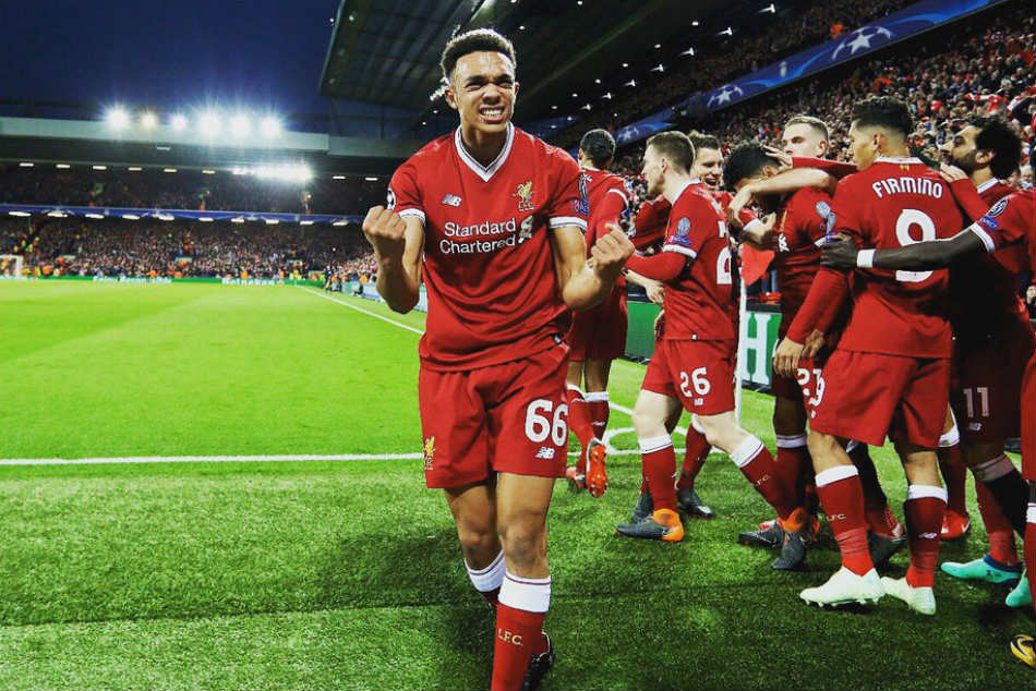 21. Trent Alexander-Arnold (England/Liverpool), Age: 19