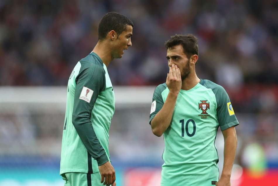 Bernardo Silva and Cristiano Ronaldo will be the main stars for Portugal against Spain