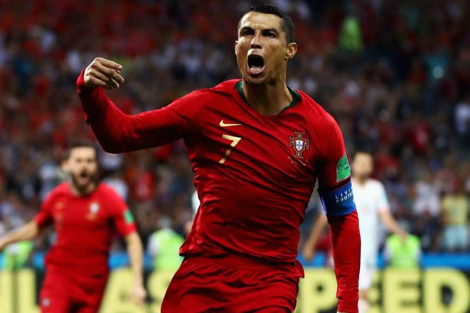 World Cup 2018 Cristiano Ronaldo Pepe Portugal