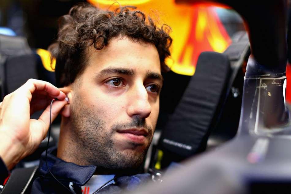 Red Bull Daniel Ricciardo Grid Penalty Canada Gp