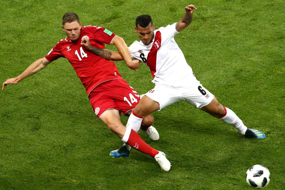 d318d5670d2 FIFA World Cup 2018: Denmark need to 'muscle up' against Australia ...