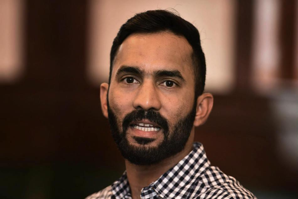 Dinesh Karthik Replaces Injured Wriddhiman Saha For Afghanistan Test