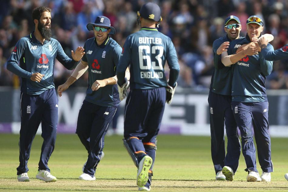 England Vs Australia 2nd Odi Highlights Ton Up Jason Roy Jos Buttler Shine