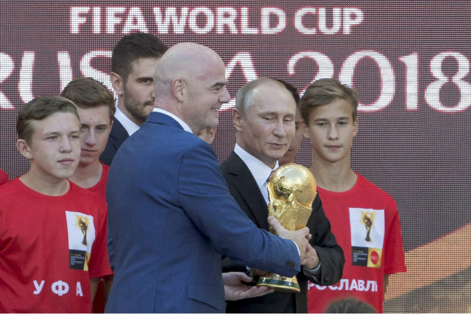 Fifa World Cup 2018 Hosts Russia Face Logistical Cultural Challenges