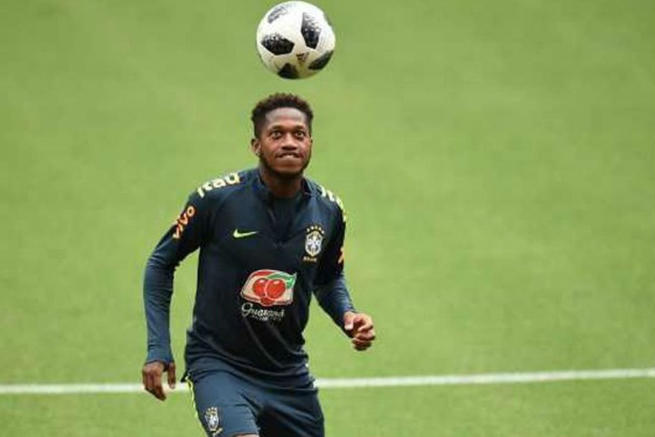 Manchester City were linked with Fred over a potential move in last January