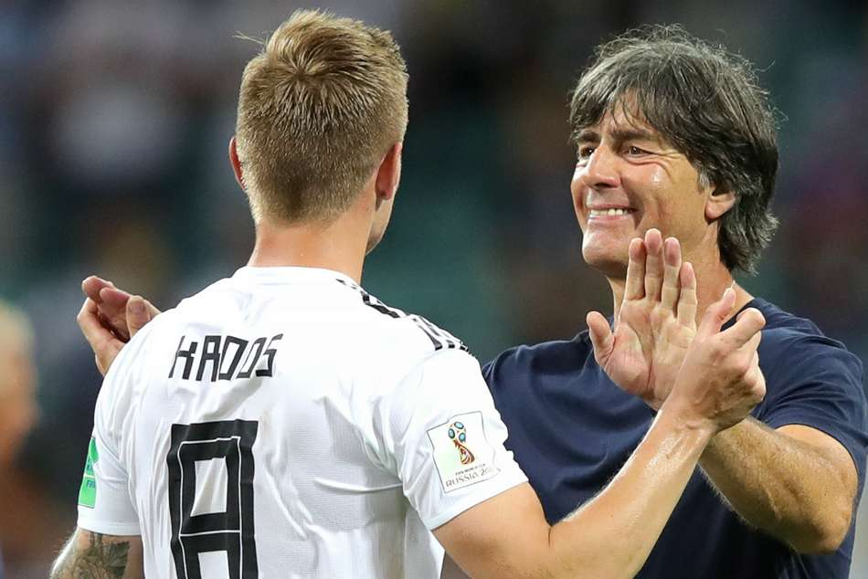 Germany World Cup 2018 Sochi Sweden Joachim Low Questions Raised