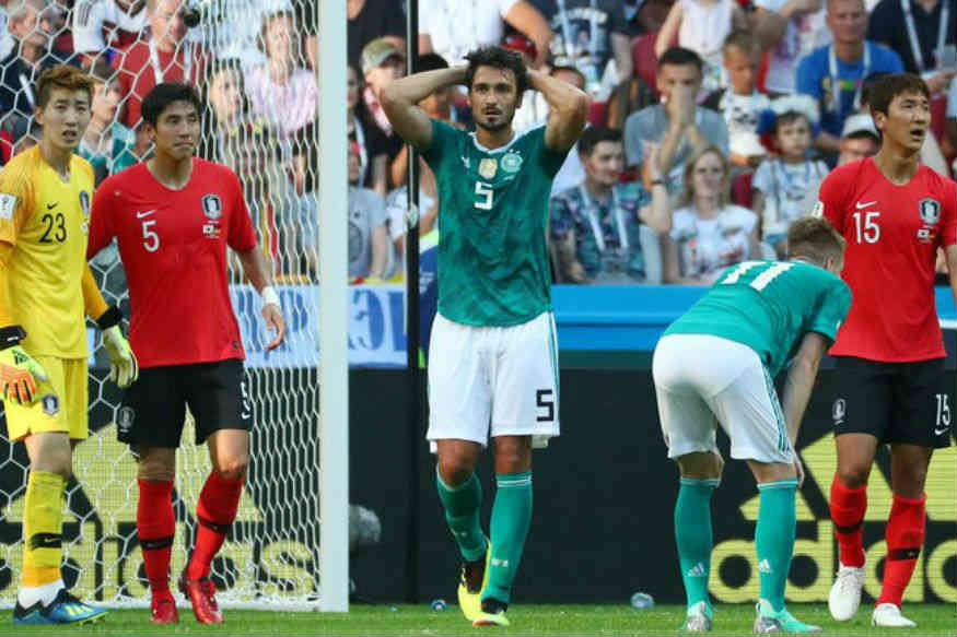 Why Germany Crashed Out Of Fifa Wc 2018 Here Re 5 Reasons