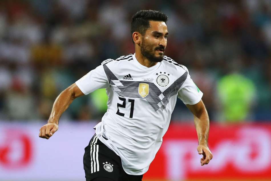 Gundogan Germany Failed At World Cup But Will Get Up Again