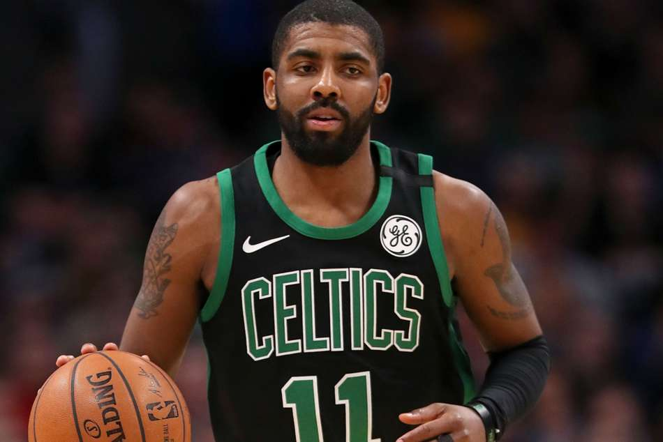 Irving coy about having reunion with LeBron