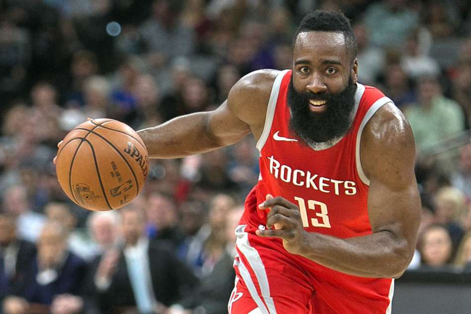 Basketball Player James Harden Wallpaper: Harden's Fellow Players Name Him NBPA MVP