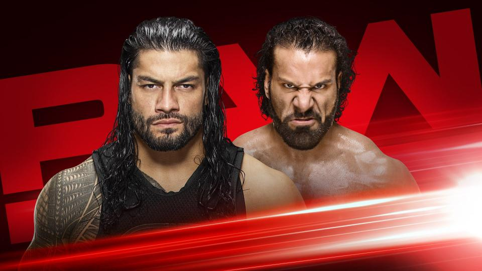 Jinder Mahal Challenges Roman Reigns In A Match On Wwe