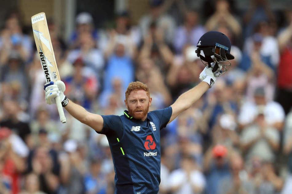 England v Australia: Hosts make record 481-6 in third ODI