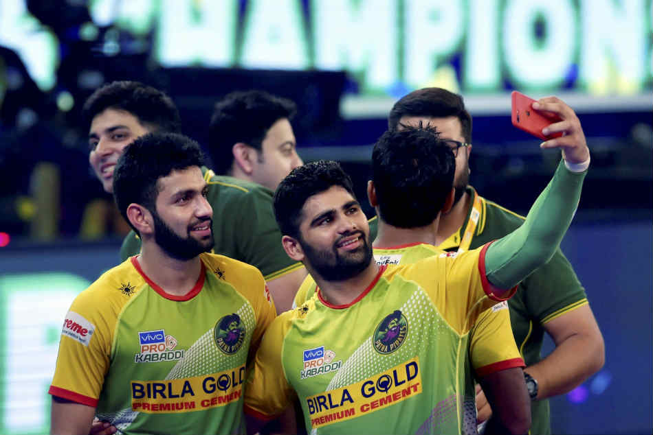Pkl 2018 Completed Squads And Players List Of 12 Teams