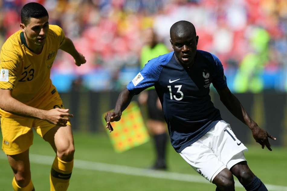 Arsene Wenger Heaps Praise On France Star Ngolo Kante